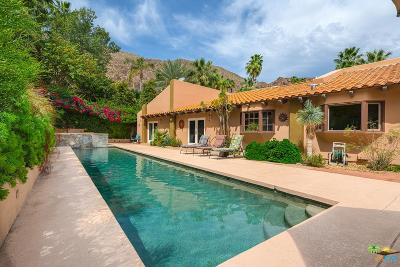 Palm Springs Single Family Home For Sale: 299 West El Camino Way