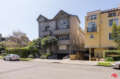 Los Angeles Condo/Townhouse For Sale: 1431 Camden Avenue #203