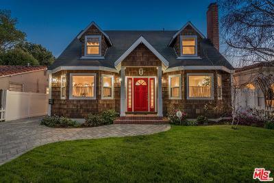 Toluca Lake Single Family Home For Sale: 10744 Valley Spring Lane