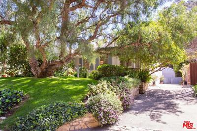 Los Angeles County Single Family Home For Sale: 372 North Skyewiay Road