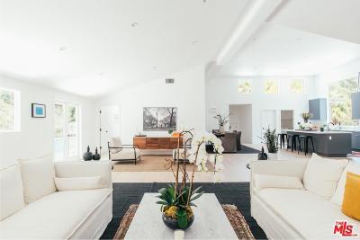 Encino Single Family Home For Sale: 3843 Hayvenhurst Avenue