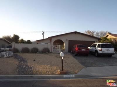 Desert Hot Springs Single Family Home For Sale: 66092 Mission Lakes