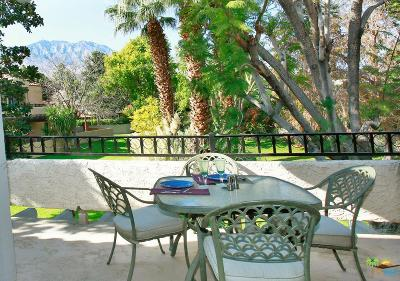 Palm Springs Condo/Townhouse For Sale: 2345 South Cherokee Way #107