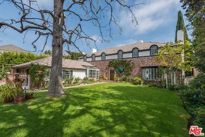 Los Angeles Single Family Home For Sale: 850 Birchwood Drive