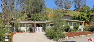 Woodland Hills Single Family Home For Sale: 4961 Calderon Road