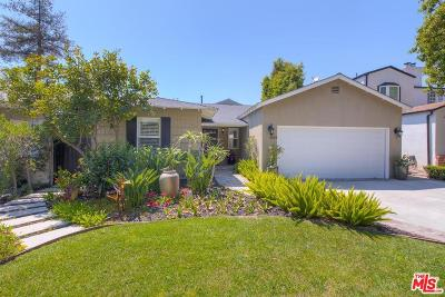 Studio City Single Family Home For Sale: 4529 Wortser Avenue