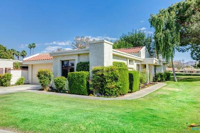 Cathedral City Condo/Townhouse For Sale: 68599 Paseo Soria