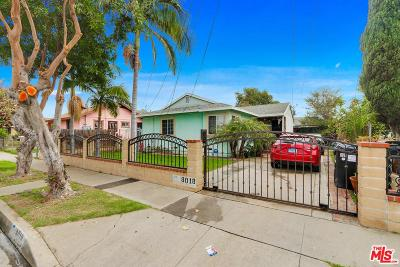 Los Angeles Single Family Home For Sale: 8018 Lou Dillon Avenue