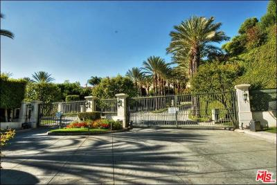 Pacific Palisades Single Family Home For Sale: 16814 Calle De Sarah