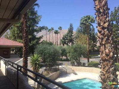 Palm Springs Condo/Townhouse For Sale: 2857 North Los Felices Road #215