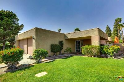 Palm Springs Condo/Townhouse For Sale: 1454 Sunflower Circle