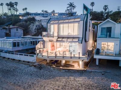 Malibu Single Family Home For Sale: 27352 Pacific Coast Highway