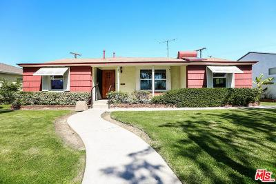 Torrance Single Family Home For Sale: 2819 Gramercy Avenue