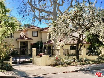 Los Angeles Single Family Home For Sale: 351 North Kenter Avenue