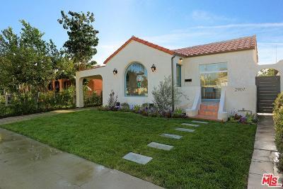 Los Angeles Single Family Home For Sale: 2907 Potomac Avenue