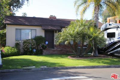 Venice Single Family Home For Sale: 1137 Garfield Avenue