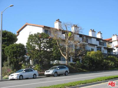 Pacific Palisades Condo/Townhouse For Sale: 1573 Palisades Drive
