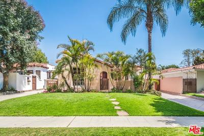 Los Angeles CA Single Family Home Sold: $1,699,999