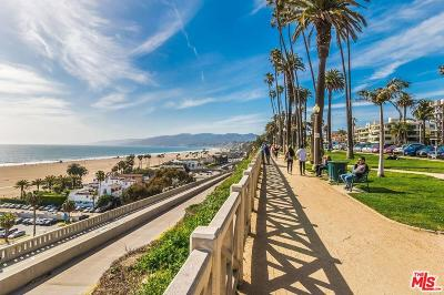 Santa Monica Condo/Townhouse For Sale: 757 Ocean Avenue #109