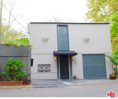 Sunset Strip - Hollywood Hills West (C03) Single Family Home For Sale: 7960 Willow Glen Road