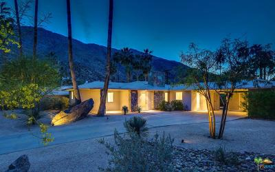 Palm Springs CA Single Family Home For Sale: $839,000
