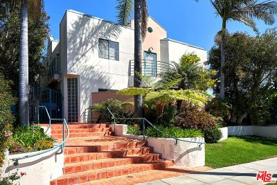 Santa Monica Condo/Townhouse For Sale: 913 18th Street #5