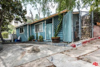 Los Angeles Single Family Home For Sale: 309 Crane Blvd.