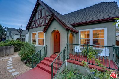 Single Family Home For Sale: 1827 Silver Lake
