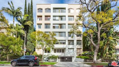 Beverly Hills Condo/Townhouse Sold: 412 North Palm Drive #102