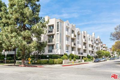 Los Angeles County Condo/Townhouse For Sale: 12203 Idaho Avenue #104