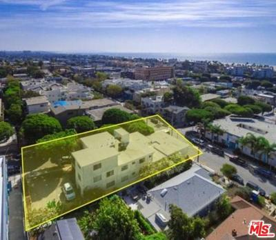 Santa Monica Residential Income For Sale: 301 Ashland Avenue