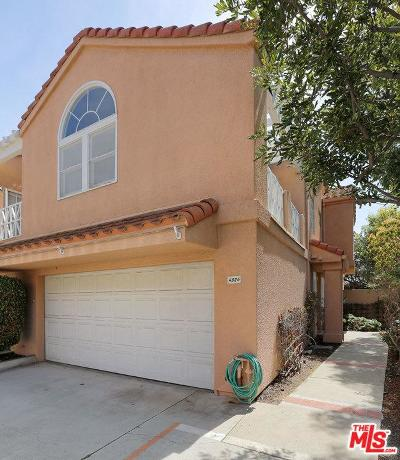 Los Angeles County Single Family Home For Sale: 4526 Emerald Way