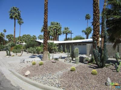 Palm Springs Rental For Rent: 206 North Burton Way