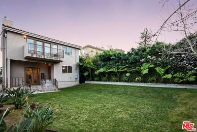 Los Angeles County Single Family Home For Sale: 425 Manitoba Street