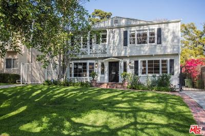 Single Family Home For Sale: 548 South Van Ness Avenue