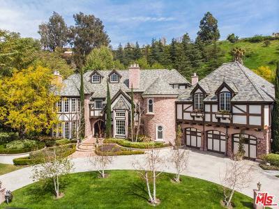 Encino Single Family Home For Sale: 3928 Hayvenhurst Drive