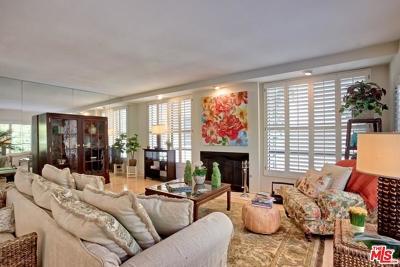 Los Angeles Condo/Townhouse For Sale: 11733 Montana Avenue #216