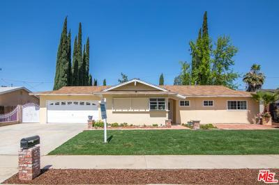 Simi Valley Single Family Home For Sale: 3593 Royal Avenue