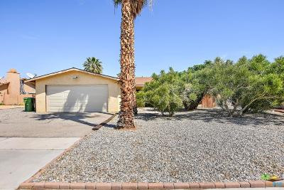 Cathedral City Single Family Home For Sale: 31300 San Vicente Avenue