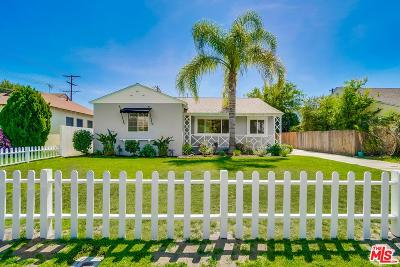 Valley Village Single Family Home For Sale: 12506 Miranda Street