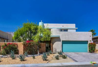 Palm Springs Single Family Home For Sale: 829 Spaulding Lane