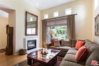 Culver City Condo/Townhouse For Sale: 7409 Hannum Avenue