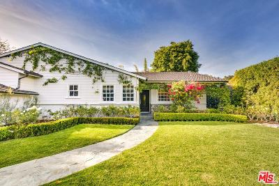 Los Angeles County Single Family Home For Sale: 12119 Travis Street