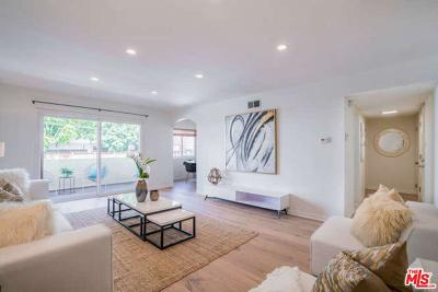Santa Monica Condo/Townhouse For Sale: 1333 Yale Street #8