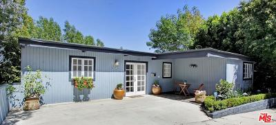 Sunset Strip - Hollywood Hills West (C03) Single Family Home For Sale: 3348 Oak Glen Drive