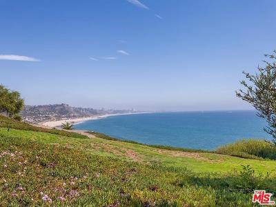 Pacific Palisades Condo/Townhouse For Sale: 17350 West Sunset #201
