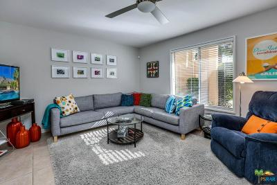 Palm Springs Condo/Townhouse For Sale: 1268 East Ramon Road #47