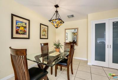 Palm Springs Condo/Townhouse For Sale: 2544 North Whitewater Club Drive #C