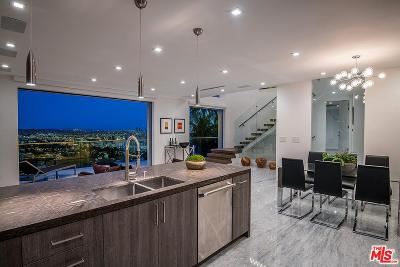 Sunset Strip - Hollywood Hills West (C03) Single Family Home For Sale: 2244 Maravilla Drive