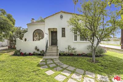 Burbank Single Family Home For Sale: 1004 East Magnolia Boulevard